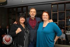 Pictured at the Limerick Pride 2019 Press Launch at the Clayton Hotel are Valerie Dolan, Dock Road, Richard Lynch, I Love Limerick and Orla Clancy, Ballingarry. Picture: Orla McLaughlin/ilovelimerick.
