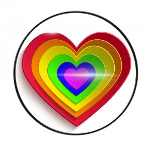 Limerick Pride logo 2014 by Richard Lynch & Aladdin Kishk