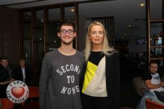 Pictured at the Limerick Pride 2019 Press Launch at the Clayton Hotel are Oisin Ralph, City Centre and Elaine Ryan, Clayton Hotel Limerick. Picture: Orla McLaughlin/ilovelimerick