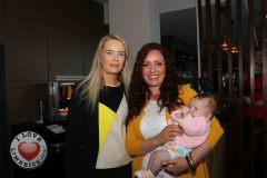 Pictured at the Limerick Pride 2019 Press Launch at the Clayton Hotel are Elaine Ryan, Clayton Hotel, Lisa Daly and Saoirse Daly, Rosbrien. Picture: Orla McLaughlin/ilovelimerick.